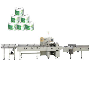 Full Automatic Toilet Paper Packaging Machine pictures & photos