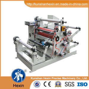 Automatic Film Roll Slitting and Rewinding Machine pictures & photos