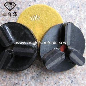 Cr-18 Granite Diamond Wet Flexible Polishing Pad pictures & photos