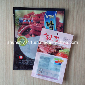 Exported Small Snack Pouch with Hanger Hole pictures & photos