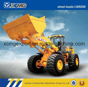 XCMG Lw800k 8ton Wheel Loader pictures & photos
