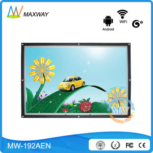 Build-in Network Android 19 Inch 16: 10 LCD Digital Signage pictures & photos