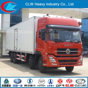 Dongfeng 8X4 Heavy Duty Refrigerator Truck pictures & photos