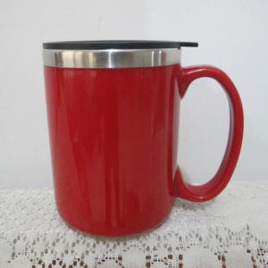 New Hot Sale Reusable Plastic Coffee Cups pictures & photos