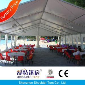 Well-Decorated Transparent Wedding Roof Tent for 500 Seaters pictures & photos