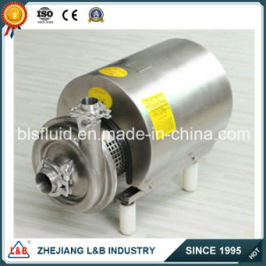 Bls Industrial High Pressure Centrifugal Pump for Milk pictures & photos