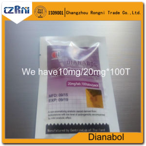 Raw Steroide Powders Methandienones Dianabol/Dbol/Metandienon Steroide Pills 10mg/20mg pictures & photos