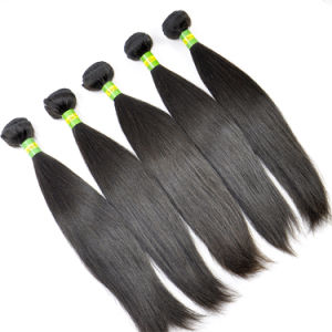 Brazilian Virgin Hair Extensions Straight Size 8inch to 40inch pictures & photos