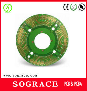 0.4-2.4mm Customized Fr4 PCB Circuit Board Manufacturer