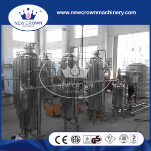 6000lph Automatic Pure Drinking Water Treatment Line pictures & photos