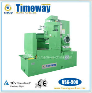 Economic-Type Round Table Surface Grinding Machine with Vertical Spindle pictures & photos