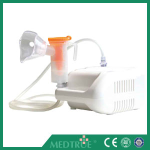 CE/ISO Approved Hot Sale Portable Medical Electric Quiet Compressor Nebulizer (MT05116104) pictures & photos