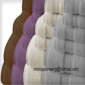 Bamboo Bath Towel Bath Sheet of Multi Colours pictures & photos