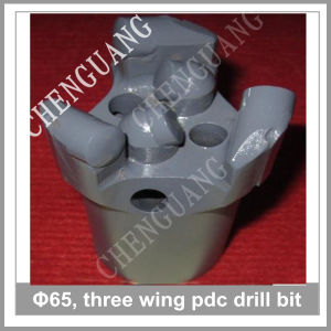 Hot Sale Steel Body 65mm Diameter PDC Drill Bit pictures & photos
