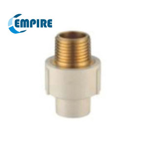 CPVC Pipe Fitting Brass Thead Male Adaptor on Sale (ASTM2846)
