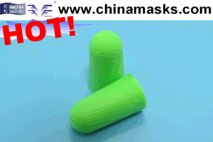 Anti-Noise Foam Soundproof Safety PU Earplug pictures & photos