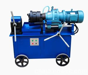Steel Processing Rebar Thread Rolling Machine pictures & photos