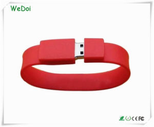 Promotional Bracelet USB Stick with Full Capacity (WY-S01) pictures & photos