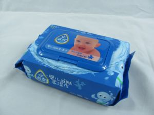 Nature Wet Wipe for Baby with Good Quality (A896) pictures & photos