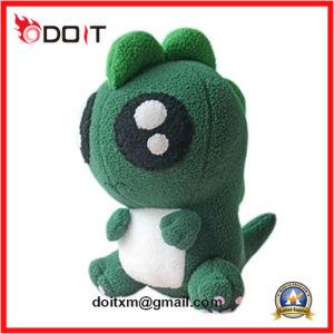 Green Cartoon Baby Plush Toy Stuffed Animal Dino Dinosaur pictures & photos