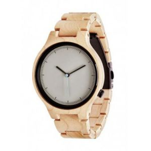 OEM Natural Wood Watch Ebony Watches Green Wood Table pictures & photos