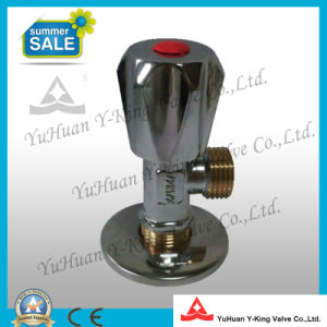 Brass Triangle Valve From Zhejiang (YD-H5022) pictures & photos