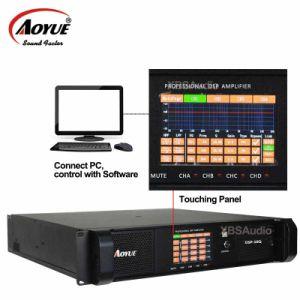5000 Watt Amplifier DSP 4 Channels Professional Audio Power Amplifier
