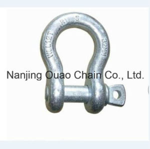 G209 Screw Pin Anchor Shackle for Chain
