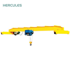 Best Quality Wireless Remote Control Single Girder Overhead Cranewith CE pictures & photos