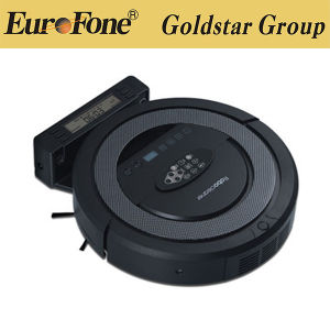 Black Robot Vacuum Cleaner Q526 pictures & photos