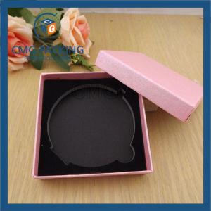 Sponge Soft Insert Bracelet Packing Display Cardboar Box (CMG-PJB-085) pictures & photos