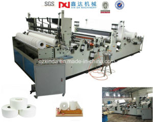 Best Selling Rewinder Big Toilet Paper Roll Machine Supplier pictures & photos