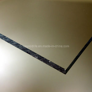 Sound Stop Skylight Roofing Polycarbonate Solid Sheet pictures & photos