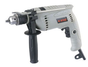 China New Product 750W 13mm Electric Impact Drill (AT7220) pictures & photos