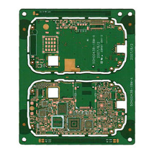 Multilayer PCB a+B Panel Gold Plating Board pictures & photos