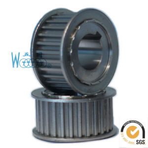 Galvanized Synchronous Pulley for General Drive pictures & photos