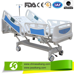 Hosptial Electric Bed, ICU Bed, Advanced Hospital Bed pictures & photos