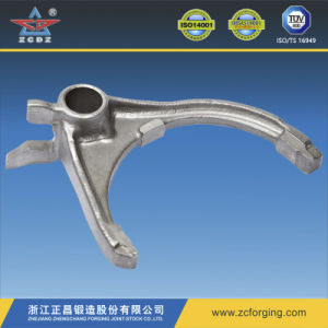 Forklift Shift Fork of Machine Steering Parts by Hot Forging pictures & photos