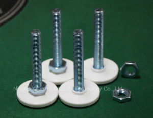 Bolt Rubber/ABS/PE Head & Nut for Home M10 Furnitures & Equipment Foot Pad Fasteners