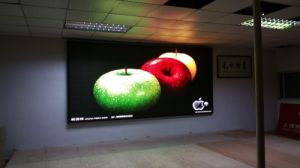 High Resolution Indoor Rental LED Display pictures & photos