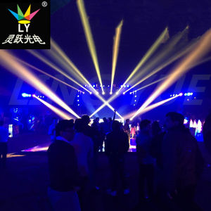 7r 230W Professional DMX Stage Moving Head Beam Light pictures & photos