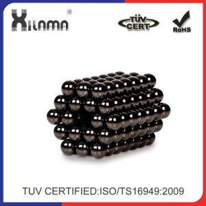 Customized Good Quality Neodymium Ball Magnet Toy pictures & photos