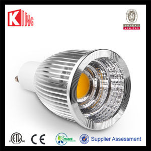 ETL 7W E26 GU10 MR16 Light COB LED