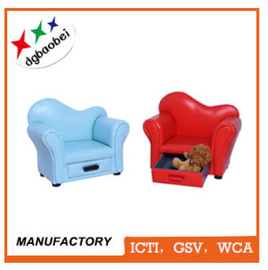 Curved Back Bedroom Children Furniture Kids Storage Chair (SF-29-02) pictures & photos