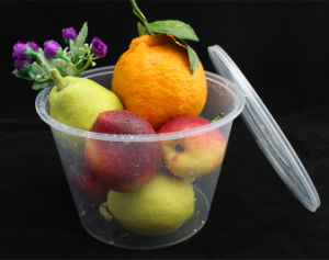 PP 12oz 350ml Disposable Bowl - Food Container Plastic PP Cup- pictures & photos