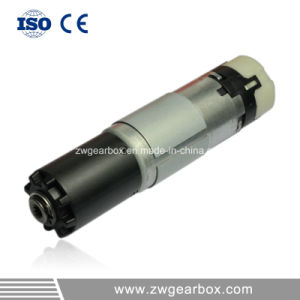 24V High Torque Power Lift Gate DC Gear Motor pictures & photos