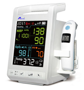 Veterinary Vital Sign Patient Monitor (WHY80B) pictures & photos