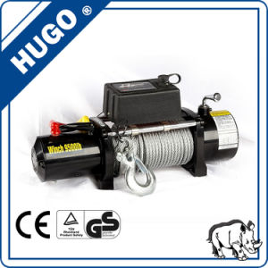 ATV Electric Winch with 2500lb Pulling Capacity, Fast Speed pictures & photos