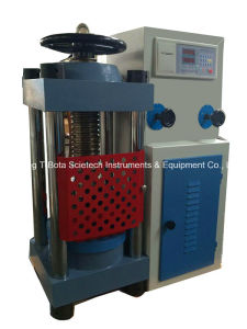 Digital Display Compression Testing Machine (TYA-1000/2000) pictures & photos