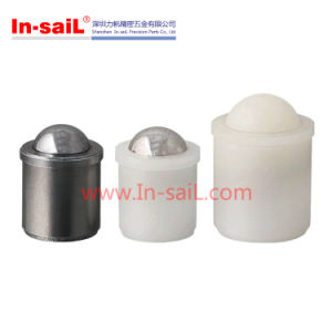 Plastic Body & Stainless Ball Spring Plunger pictures & photos